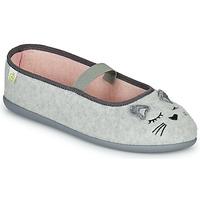 Παπούτσια Κορίτσι Παντόφλες Citrouille et Compagnie PASTALDENTE Grey