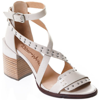 Παπούτσια Γυναίκα Γόβες Rebecca White T0501 |Rebecca White| D??msk?? sand??ly na vysok??m podpatku z telec??