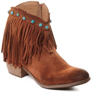 Παπούτσια Γυναίκα Μποτίνια Rebecca White T0601A |Rebecca White| D??msk?? ko?en?? kotn??kov?? boty s podpatkem v