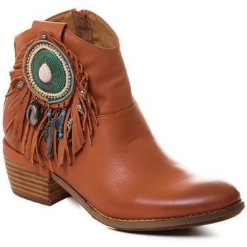 Παπούτσια Γυναίκα Μποτίνια Rebecca White T0605 |Rebecca White| D??msk?? ko?en?? kotn??kov?? boty s podpatkem v