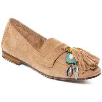 Παπούτσια Γυναίκα Μοκασσίνια Rebecca White T3506 Brown
