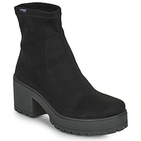 Παπούτσια Γυναίκα Μπότες για την πόλη Victoria ATALAIA CHELSEA Black