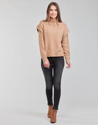 Υφασμάτινα Γυναίκα Skinny jeans Replay LUZIEN Black