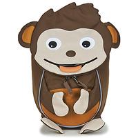 Τσάντες Παιδί Σακίδια πλάτης Affenzahn MONKEY Brown