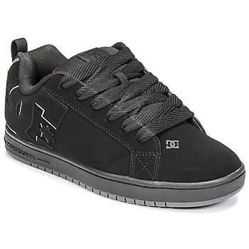Παπούτσια Άνδρας Skate Παπούτσια DC Shoes COURT GRAFFIK Black / Red