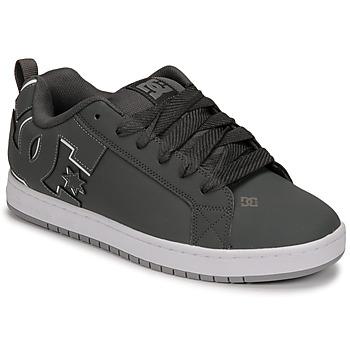 Παπούτσια Άνδρας Skate Παπούτσια DC Shoes COURT GRAFFIK Grey / Black