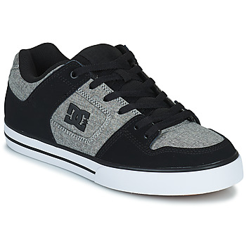 Παπούτσια Άνδρας Skate Παπούτσια DC Shoes PURE Grey / Black