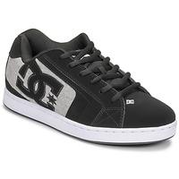 Παπούτσια Άνδρας Skate Παπούτσια DC Shoes NET Black / Grey