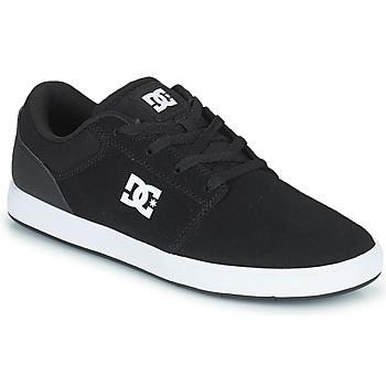 Παπούτσια Άνδρας Χαμηλά Sneakers DC Shoes CRISIS 2 Black / Άσπρο