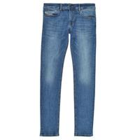 Υφασμάτινα Αγόρι Skinny jeans Diesel SLEENKER Μπλέ / Medium