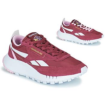 Παπούτσια Γυναίκα Χαμηλά Sneakers Reebok Classic CL LEGACY Bordeaux / Άσπρο