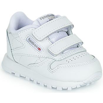 Παπούτσια Παιδί Χαμηλά Sneakers Reebok Classic CL LTHR 2V Άσπρο