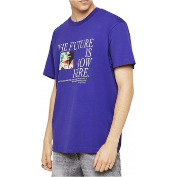 T-shirt με κοντά μανίκια Diesel T-WALLACE-Y5