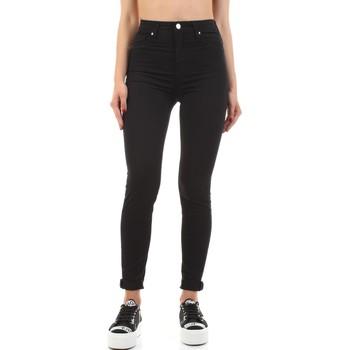 Υφασμάτινα Γυναίκα Skinny jeans Met M2CHRISTY-GA Nero