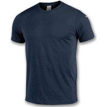 Υφασμάτινα Αγόρι T-shirt με κοντά μανίκια Joma T-shirt  NIMES bleu marine