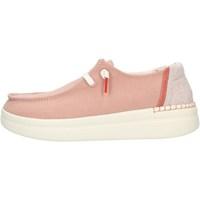 Παπούτσια Γυναίκα Boat shoes Hey Dude 121945031 Rose