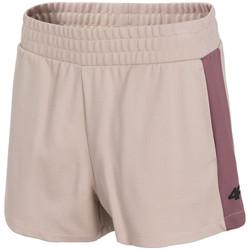 Υφασμάτινα Γυναίκα Σόρτς / Βερμούδες 4F Women's Shorts Rose