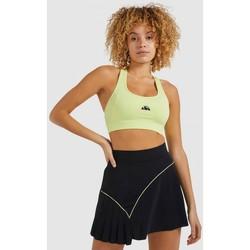 Υφασμάτινα Γυναίκα Αθλητικά μπουστάκια  Ellesse TOP SUJETADOR MUJER  SRI11178 Yellow