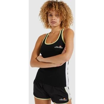 Υφασμάτινα Γυναίκα Αμάνικα / T-shirts χωρίς μανίκια Ellesse CAMISETA TIRANTES MUJER  SRI11491 Black