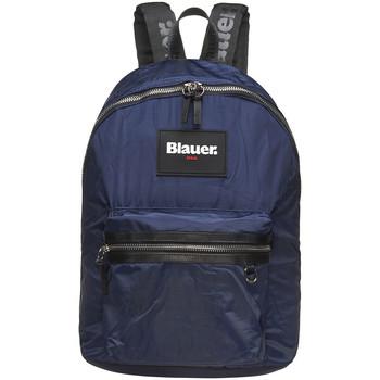 Τσάντες Άνδρας Σακίδια πλάτης Blauer NVY BACKPACK Blu
