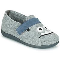 Παπούτσια Αγόρι Παντόφλες Citrouille et Compagnie POIVA Grey