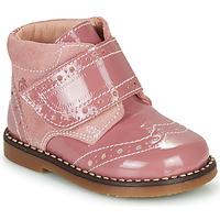 Παπούτσια Κορίτσι Μπότες Citrouille et Compagnie PROYAL Ροζ / Vernis