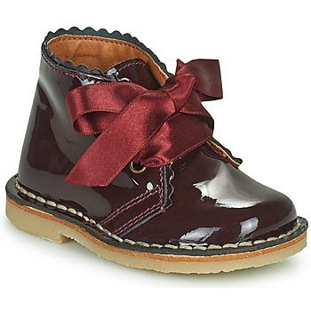 Παπούτσια Κορίτσι Μπότες Citrouille et Compagnie PASTEQU Bordeaux