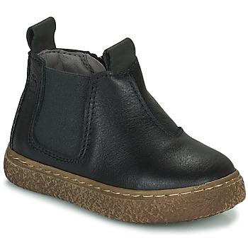 Παπούτσια Αγόρι Μπότες Citrouille et Compagnie PESTACLE Black