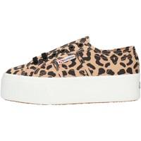 Παπούτσια Γυναίκα Ψηλά Sneakers Superga S11317W Leopard