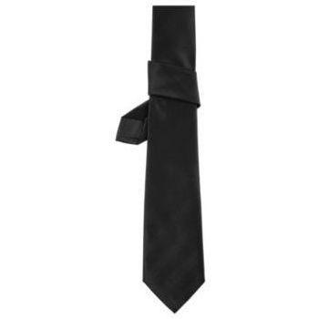 Υφασμάτινα Γραβάτες και Αξεσουάρ Sols TOMMY Negro profundo