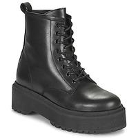Παπούτσια Γυναίκα Μπότες Betty London PICARLA Black