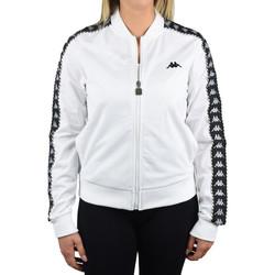 Υφασμάτινα Γυναίκα Σπορ Ζακέτες Kappa Imilia Training Jacket Blanc