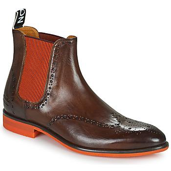 Παπούτσια Άνδρας Μπότες Melvin & Hamilton BOBBY 8 Brown