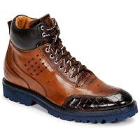 Παπούτσια Άνδρας Μπότες Melvin & Hamilton TREVOR 28 Brown