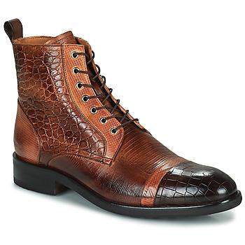 Παπούτσια Άνδρας Μπότες Melvin & Hamilton PATRICK 28 Brown