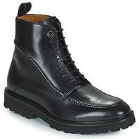 Παπούτσια Άνδρας Μπότες Melvin & Hamilton MATTHEW 37 Black