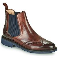 Παπούτσια Γυναίκα Μπότες Melvin & Hamilton SELINA 6 Brown