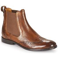 Παπούτσια Γυναίκα Μπότες Melvin & Hamilton AMELIE 5 Brown