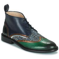 Παπούτσια Γυναίκα Μπότες Melvin & Hamilton SALLY 30 Brown