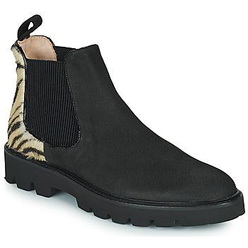 Παπούτσια Γυναίκα Μπότες Melvin & Hamilton SELINA 37 Black