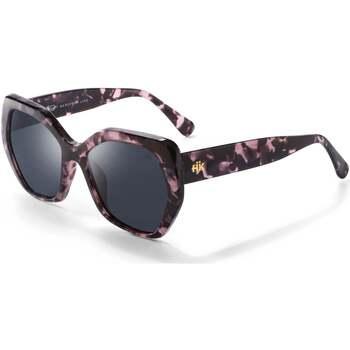 Ρολόγια & Kοσμήματα óculos de sol Hanukeii SoMa Black