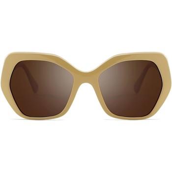 Ρολόγια & Kοσμήματα óculos de sol Hanukeii SoMa Brown
