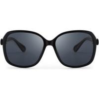 Ρολόγια & Kοσμήματα óculos de sol Hanukeii Village Black