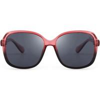 Ρολόγια & Kοσμήματα óculos de sol Hanukeii Village Red