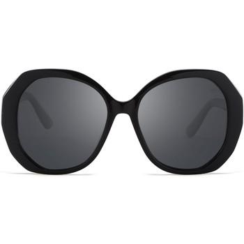 Ρολόγια & Kοσμήματα óculos de sol Hanukeii Lombard Black