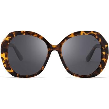 Ρολόγια & Kοσμήματα óculos de sol Hanukeii Lombard Brown