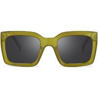 Ρολόγια & Kοσμήματα óculos de sol Hanukeii Hyde Green