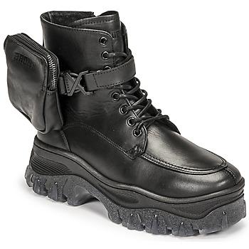 Παπούτσια Γυναίκα Μπότες Bronx JAXSTAR MID Black