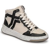 Παπούτσια Γυναίκα Ψηλά Sneakers Bronx OLD COSMO Άσπρο / Black