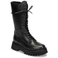 Παπούτσια Γυναίκα Μπότες Bronx GROOV Y Black